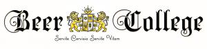 Beer College (Ornate Lion Logo)