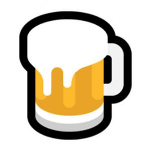 Beer College Mug Icon