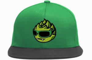 Beer College Snapback Cap (Image)
